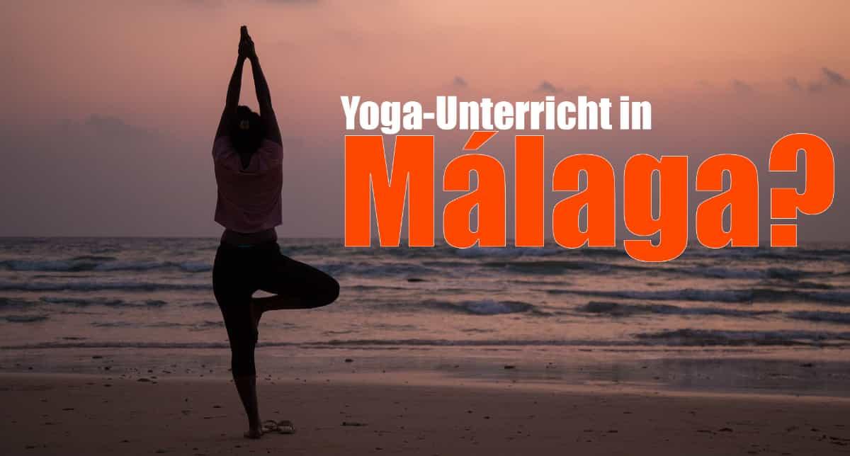 Yoga-Unterricht in Marbella und Málaga