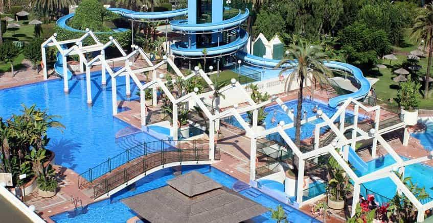 Hoteles Para Niños En Málaga Toboganes Actividades Y Todo Incluido