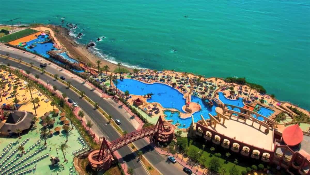 Hotel para niños en Málaga, Holiday World Benalmadena