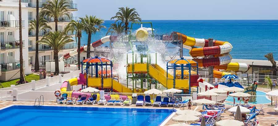 Hotel para niños en Estepona