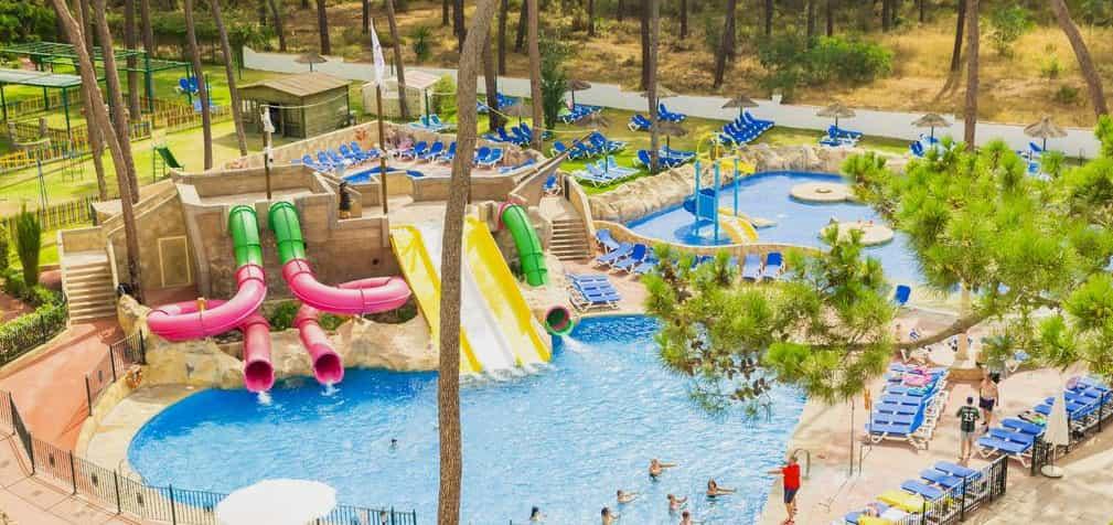 Hotel para niños en Marbella Roc