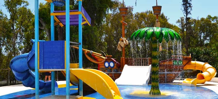 Hotel para niños Roc Costa Park en Torremolinos