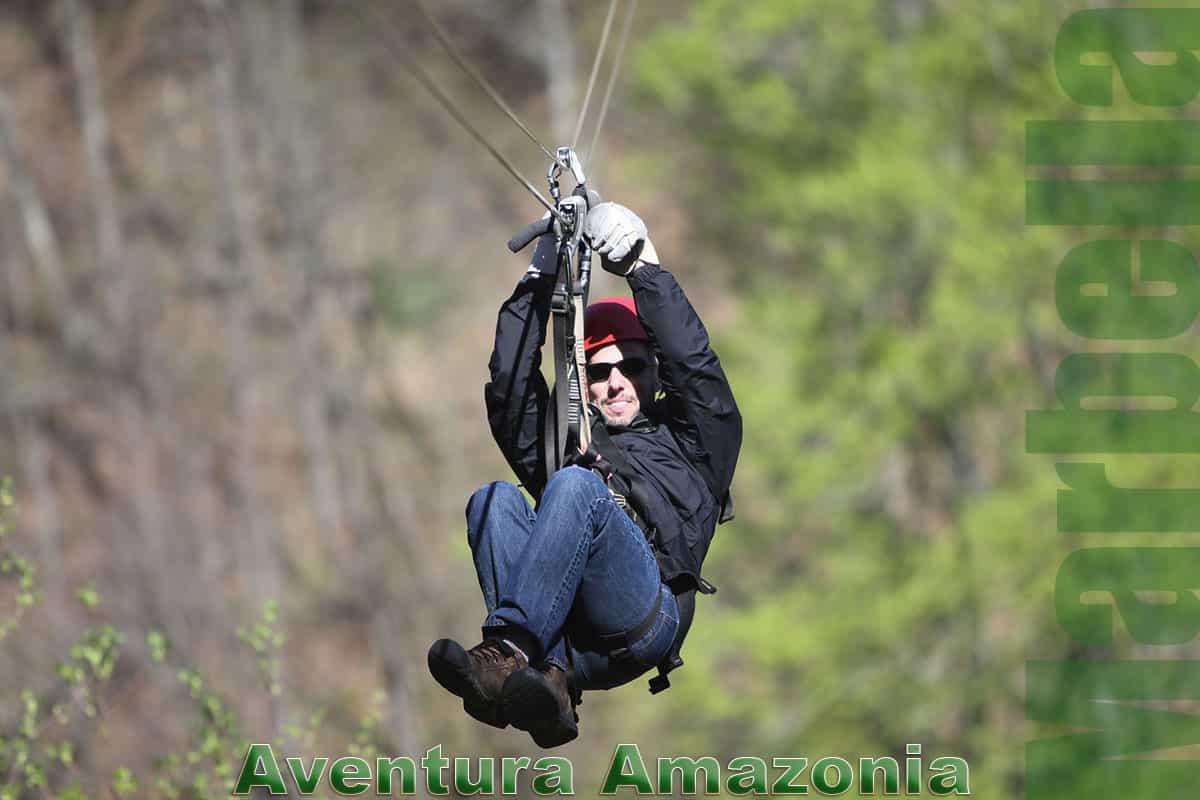 Aventura Amazonia en Marbella