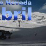 Sierra Nevada en Abril