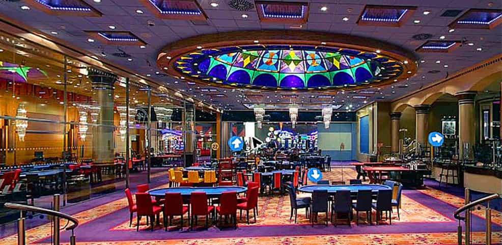Casino Marbella Poker Room