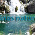 Piscinas naturales y ríos en Málaga