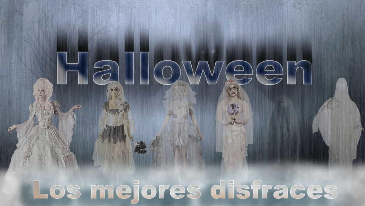 Los mejores disfraces para Halloween