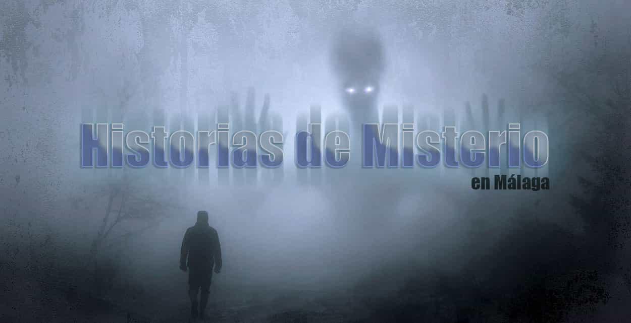 Historias de misterio y fantasmas en Málaga