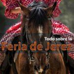 Caballo en la Feria de Jerez