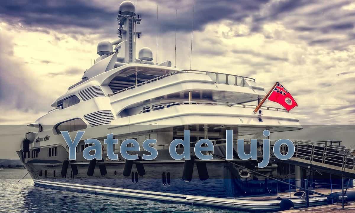 Yates de lujo
