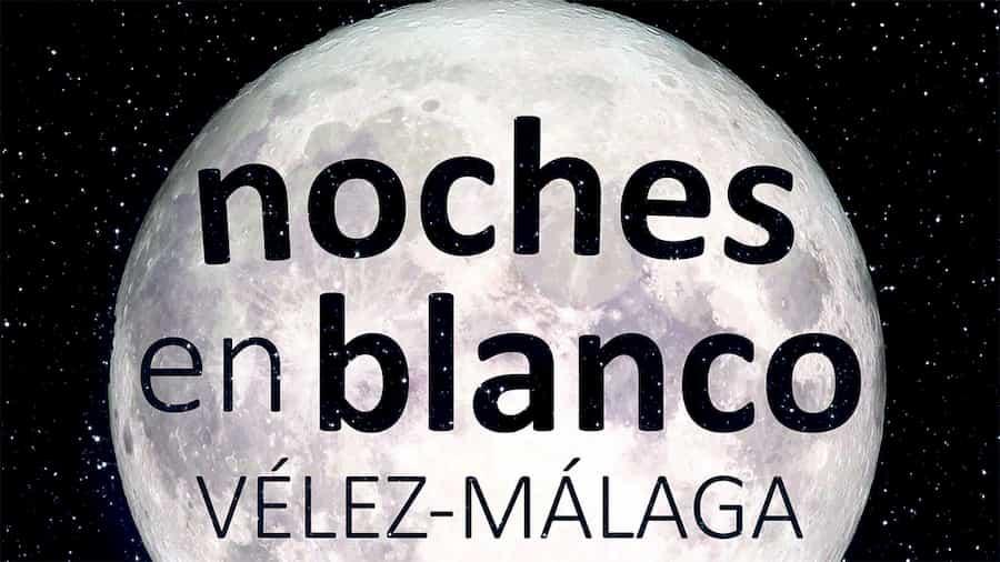 Noches en Blanco en Vélez-Málaga