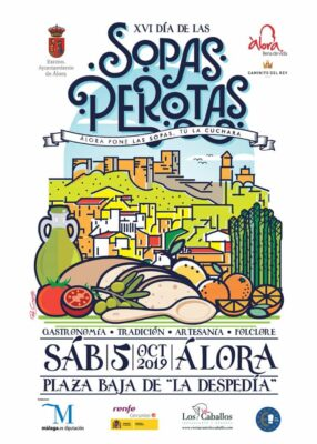 Perotas Soups Day in Álora 2019