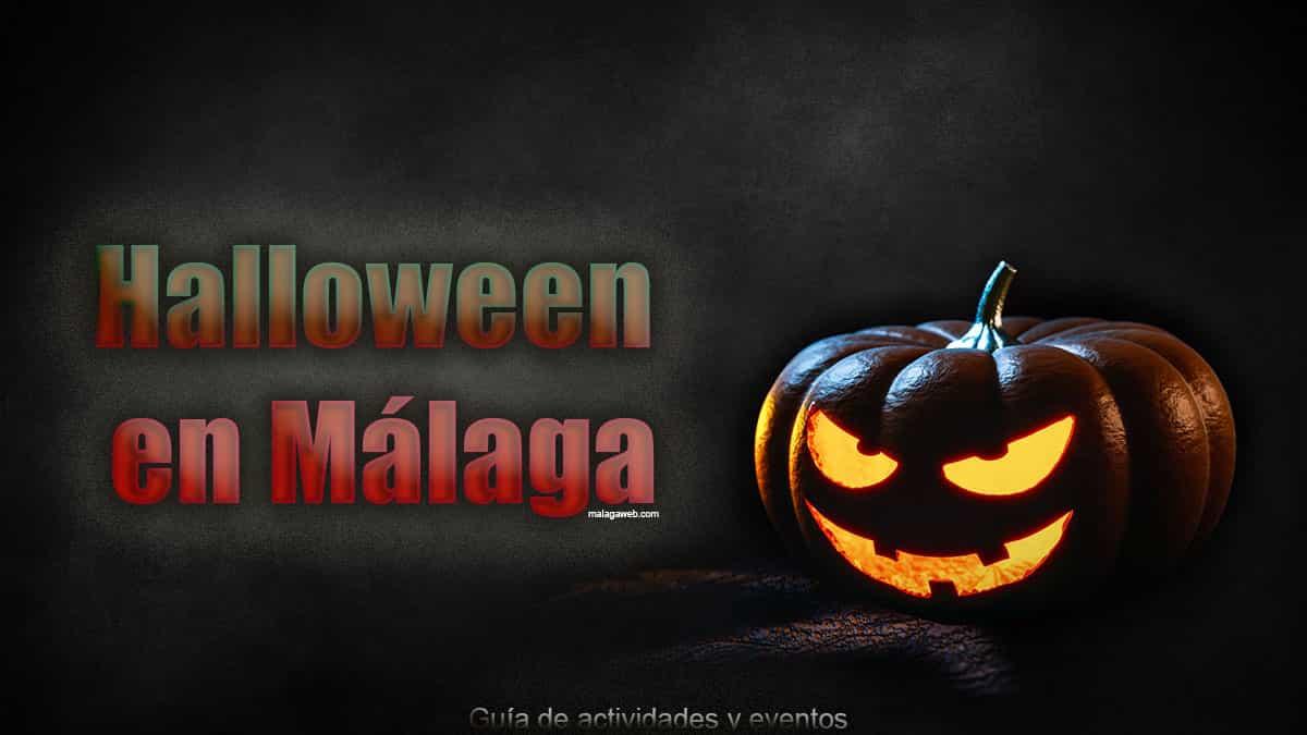 Halloween en Málaga