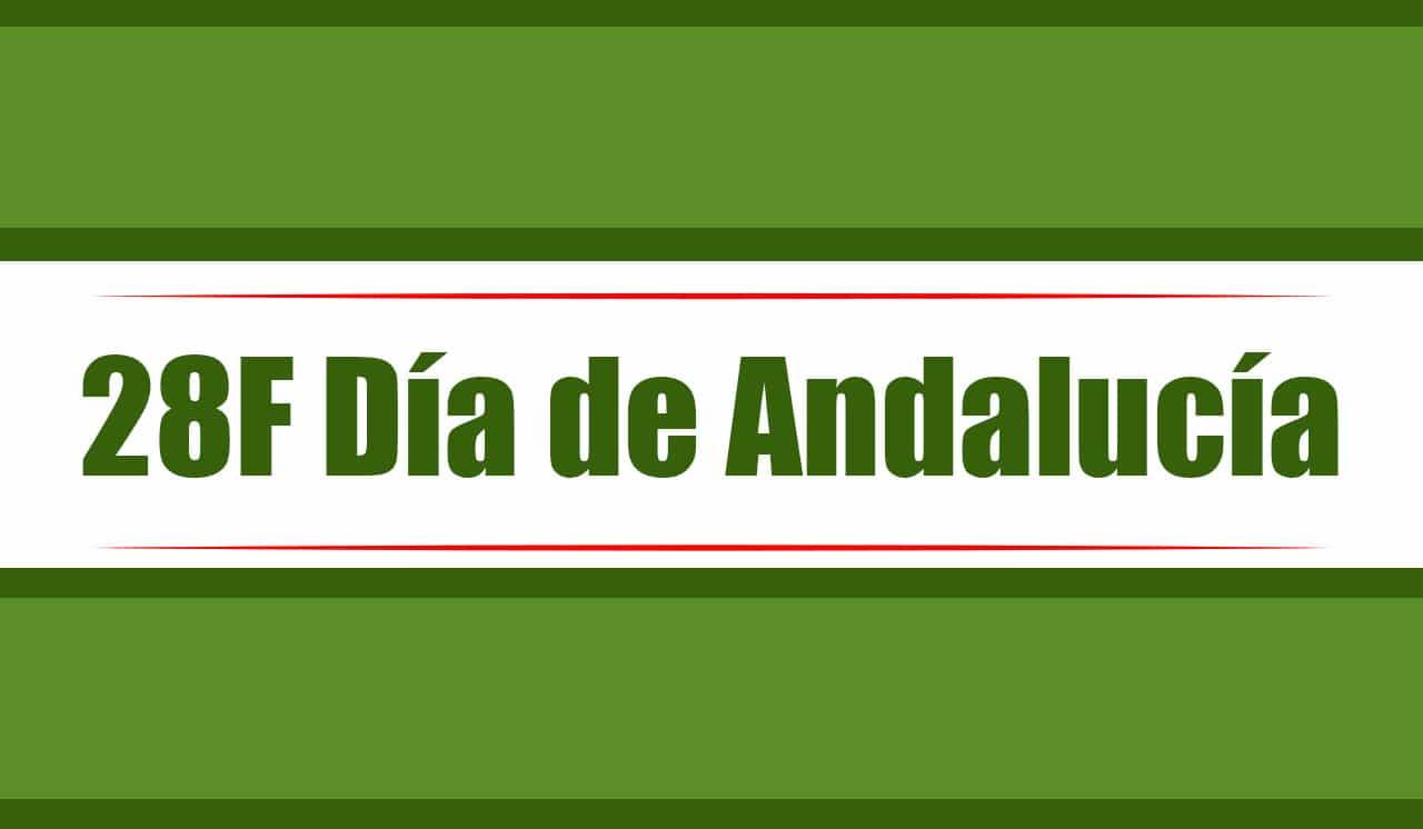Día de Andalucía en Málaga el 28 de febrero