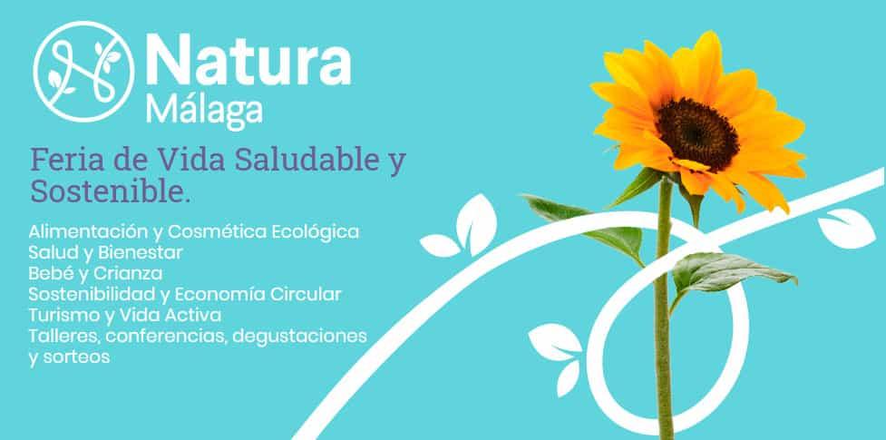 Feria de vida saludable en Málaga
