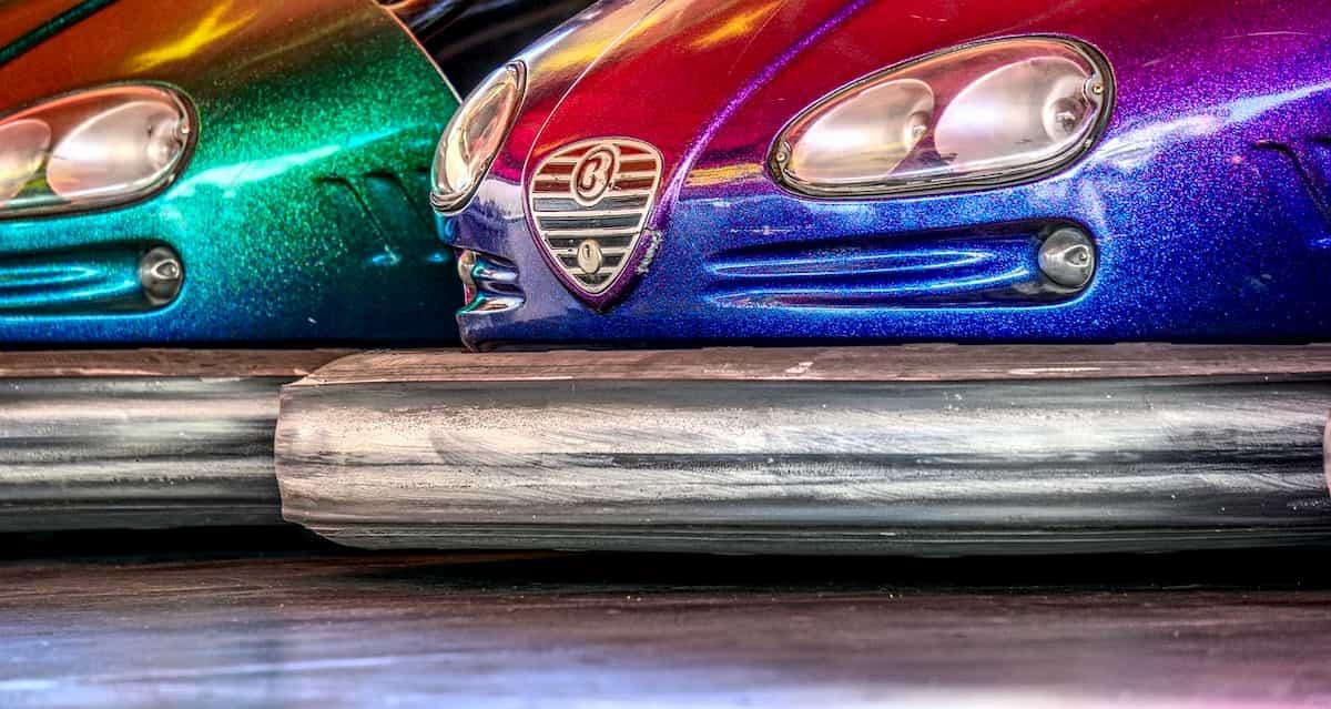 coches de choque