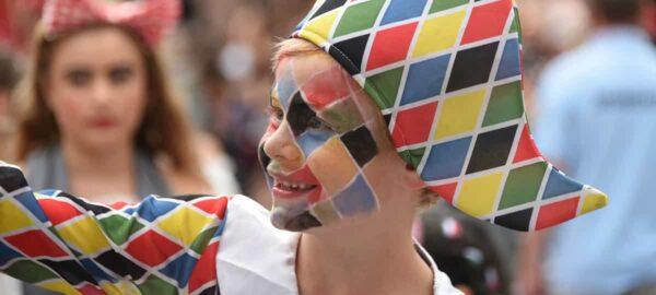 Carnaval para niños