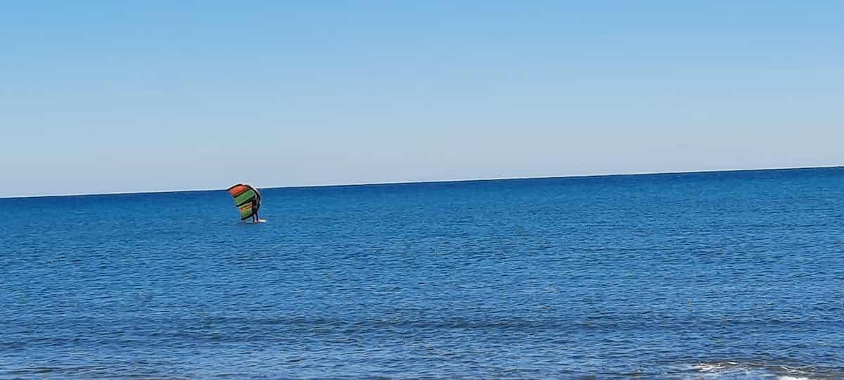 Windsurf in Torremolinos