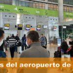 Noticias del aeropuerto de Málaga