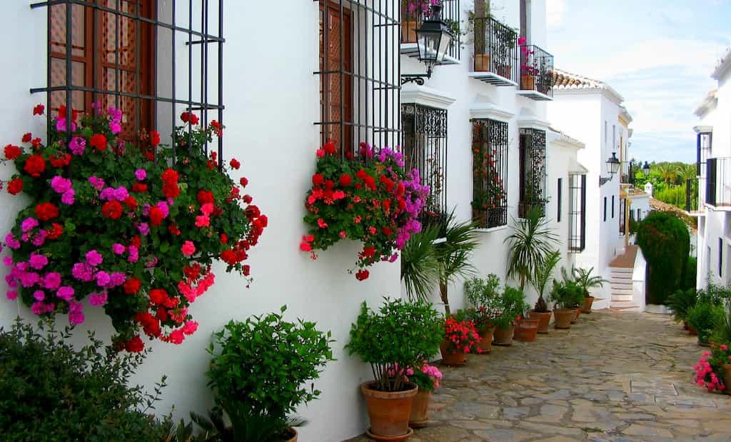 Altstadt von Marbella
