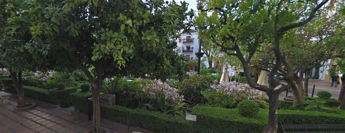Plaza de los Naranjos in Marbella