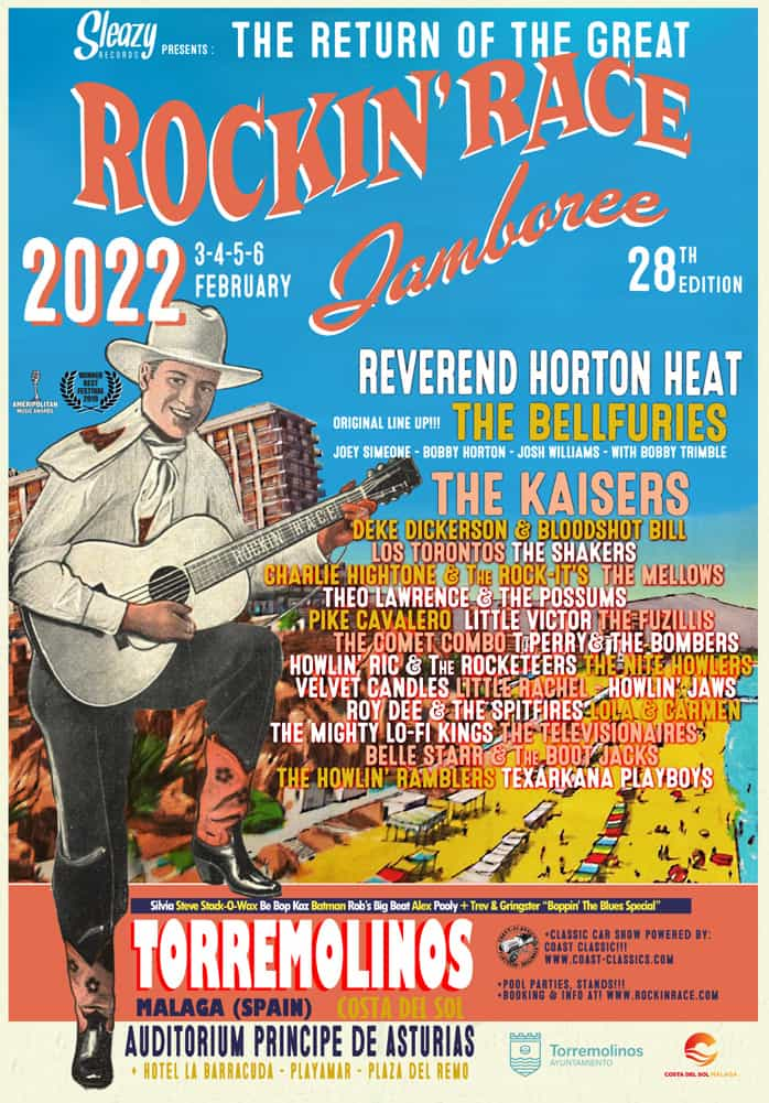 Rockinrace Torremolinos 2021