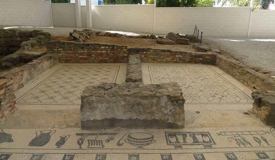 Römische Überreste in Marbella