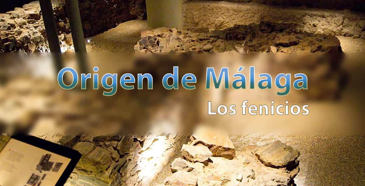 Historia del origen de Málaga