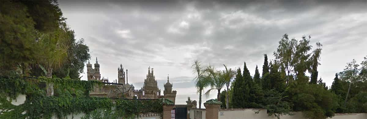 Colomares Castle-Monument