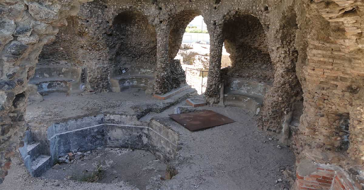 Roman Baths in Marbella