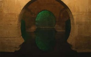 Aguas termales en Alhama de Granada