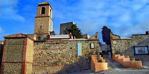 Cementerio de Álora