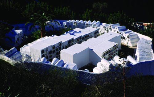 Cementerio masón de Sayalonga