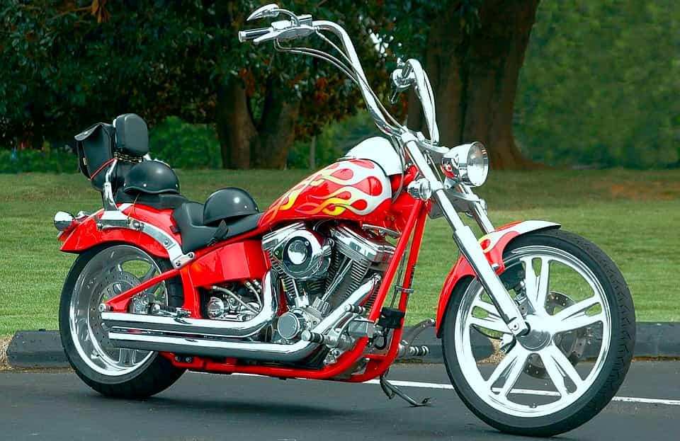 Custom motorbikes contest