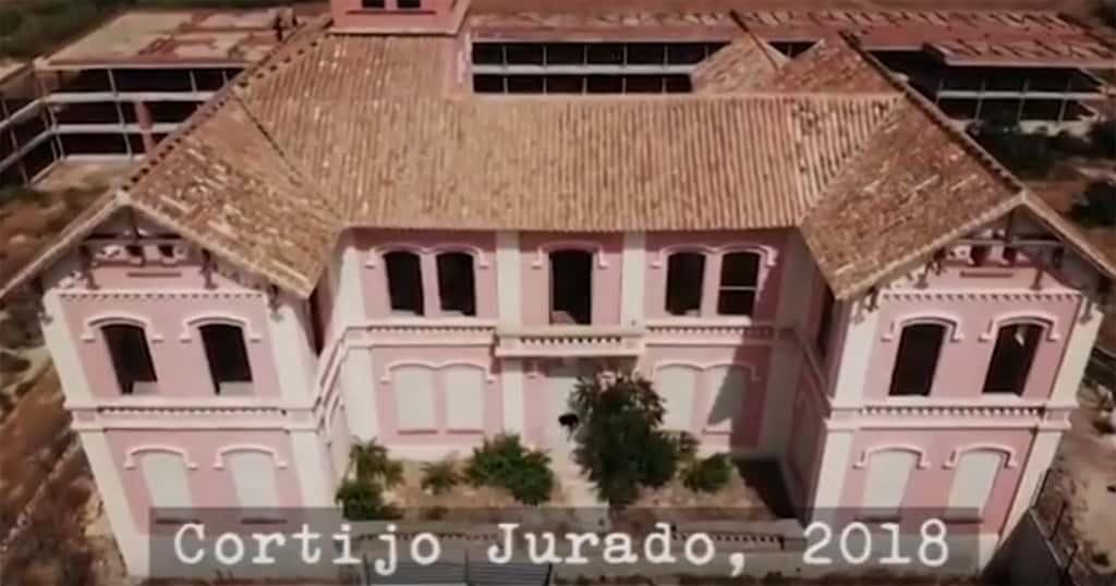 Cortijo Jurado en 2018