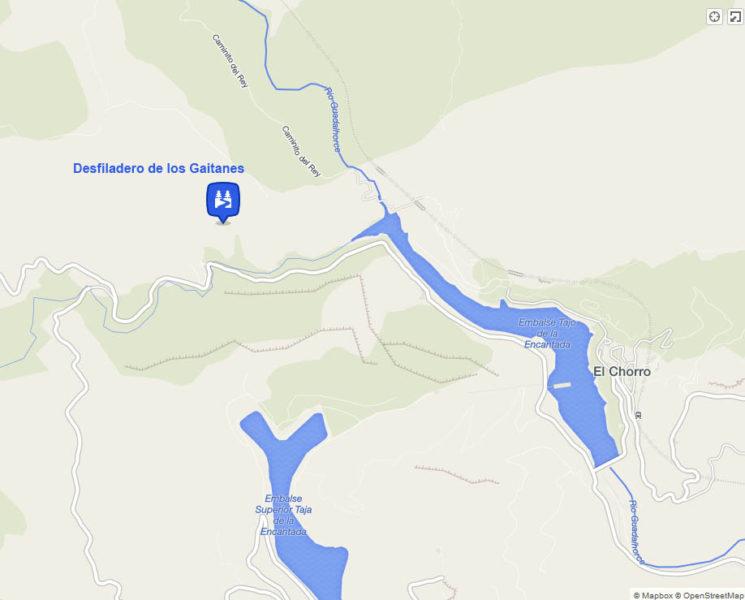 map desfiladero-gaitanes
