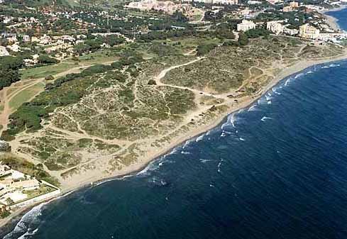 Dunas de Artola en Marbella