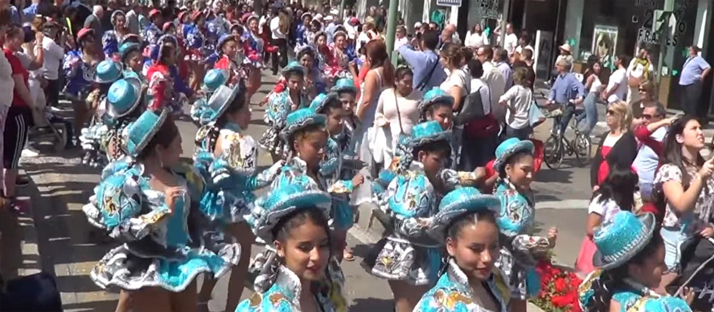 Feria de los Pueblos en Fuengirola