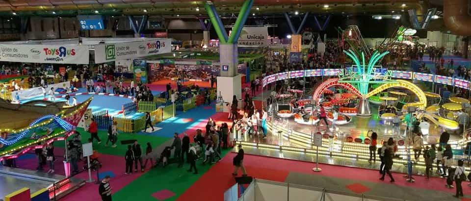 Feria infantil Mima en Málaga