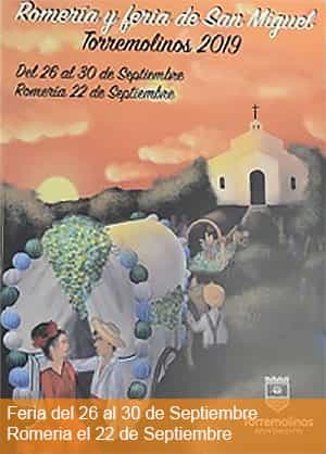 Torremolinos fair and Pilgrimage of San Miguel