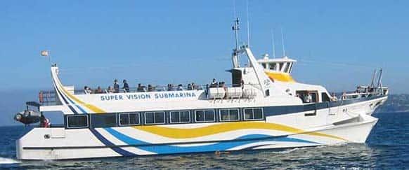 Ferry between Benalmadena y Fuengirola