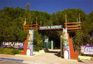 Parque Fuerte Nagüeles en Marbella