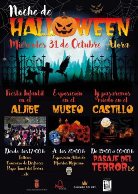 Halloween Program in Alora 2018
