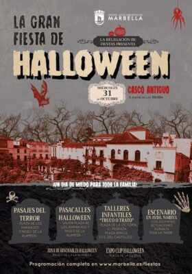 Halloween events in Marbella