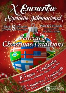 Encuentro Navideño Internacional en Benalmádena