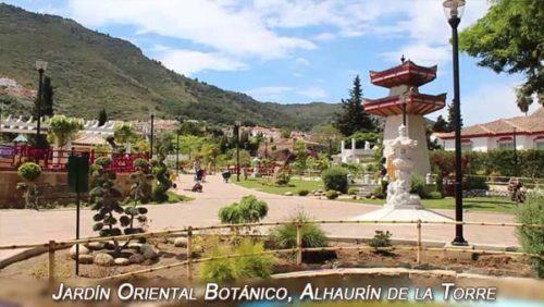 Jardín Botánico Oriental Bienquerido en Alhaurín de la Torre