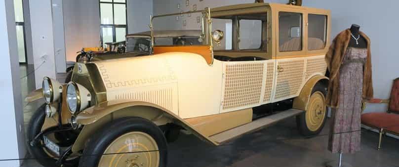 Lancia 1921