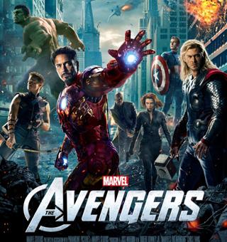 Los Vengadores estreno