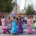Malaga feria mujeres