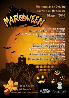Programa de Maroween 2018